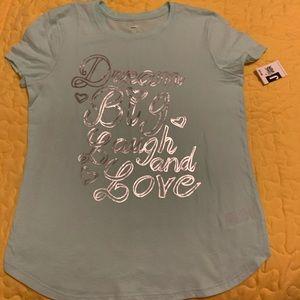 2/$15 Old Navy Girls Size XL 14 New Shirt